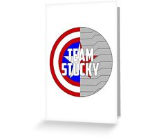 Team Stucky Greeting Card