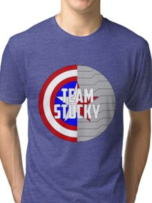 Team Stucky Tri-blend T-Shirt