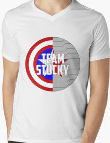 Team Stucky Mens V-Neck T-Shirt