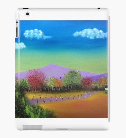 Scenic Route iPad Case/Skin
