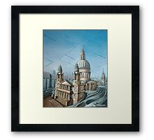St. Paul's Cathedral (London) Framed Print