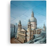 St. Paul's Cathedral (London) Canvas Print
