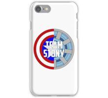 Team Stony iPhone Case/Skin