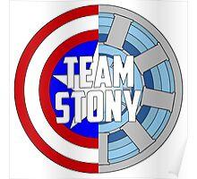 Team Stony Poster