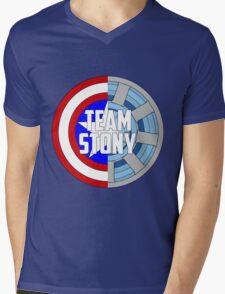 Team Stony Mens V-Neck T-Shirt