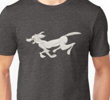 Running Dog Unisex T-Shirt