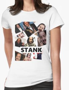 STANK BOYS SHIRT RON JEREMY #REPRESENT Womens Fitted T-Shirt