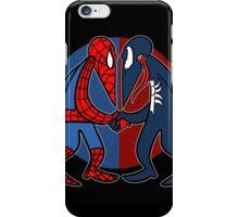 Spider vs Symbiote iPhone Case/Skin