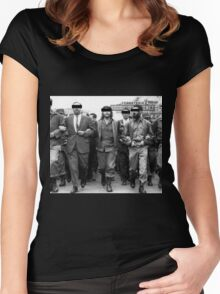 Classified Che Women's Fitted Scoop T-Shirt
