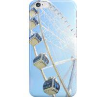 Ferris Wheel - Colour iPhone Case/Skin