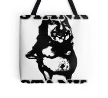 STANK LOGO RON JEREMY Tote Bag