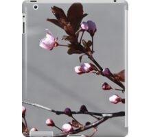 March Bloom iPad Case/Skin
