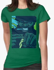 Killer Mike Run the Jewels Womens Fitted T-Shirt