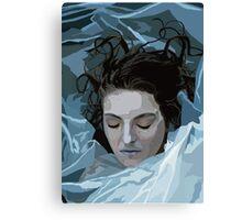 Laura Palmer - Twin Peaks Canvas Print
