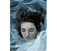 Laura Palmer - Twin Peaks Photographic Print