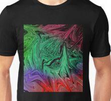 Liquid Paint Unisex T-Shirt