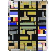 Rectangles of joy iPad Case/Skin