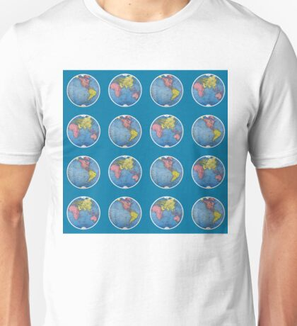 Danita's World In Dots Unisex T-Shirt