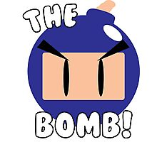 The Bomb! Photographic Print