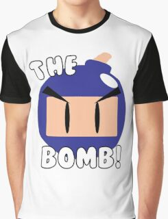 The Bomb! Graphic T-Shirt