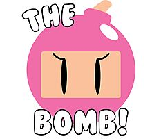 The Bomb! ~ Bomberwoman Photographic Print