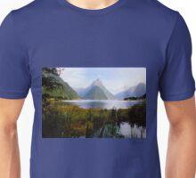 Another World, Milford Sound, NZ Unisex T-Shirt