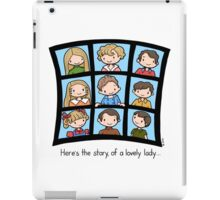 The Brady Bunch iPad Case/Skin