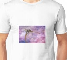 Simple Pleasures IV ~ The Dragonfly Unisex T-Shirt
