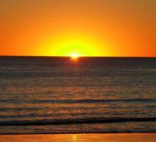 Cable Beach Sunset - Broome Western Australia Sticker