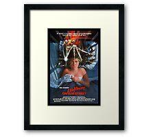 A Nightmare On Elm Street Framed Print