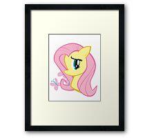 MLP: Fluttershy Framed Print