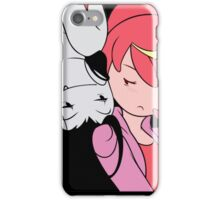 Bubblegum and Marceline iPhone Case/Skin