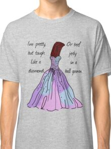 Beef Jerky in a ball gown Classic T-Shirt