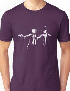 Lupin Jigen Pulp Fiction Lupin The Third Unisex T-Shirt