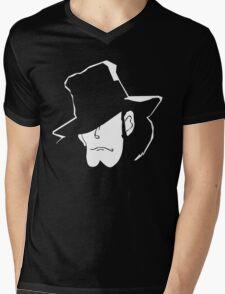 Jigen Lupin The Third Mens V-Neck T-Shirt