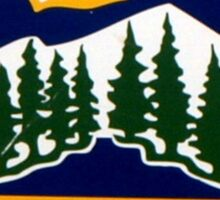 Oregon Department of Forestry Sticker