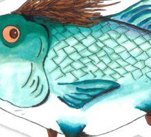 Seahorsie Sticker