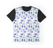 Puzzles in sea colors Graphic T-Shirt