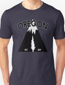 Oregon Mountain Tree Est. 1859 T-Shirt