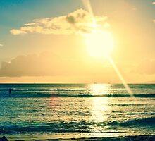 Sun Burst by Kylee Cole