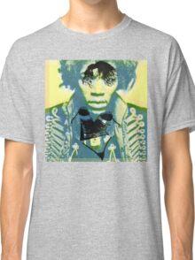 Woman haze all in my brain. Classic T-Shirt