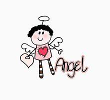 Cute Stick Figure Angel Classic T-Shirt