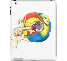 Inner EARth infection iPad Case/Skin