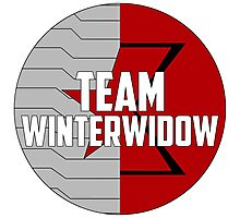 Team WinterWidow Photographic Print