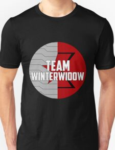 Team WinterWidow Unisex T-Shirt
