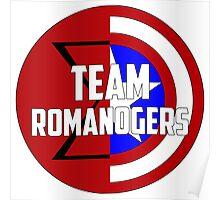 Team Romanogers Poster