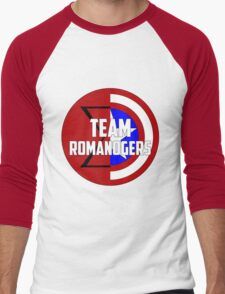 Team Romanogers Men's Baseball ¾ T-Shirt