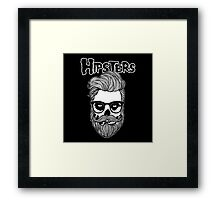 Hipsters Framed Print