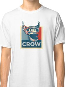 Vote Crow T. Robot Classic T-Shirt