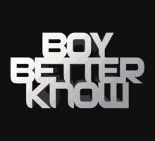 Boy Better Know Kids Tee